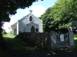 The former Bible Christian chapel at Tredavoe is now owner by a trust in the village. They take great (and justifyable) pride in their treasure. It is simply one of the nicest buildings we have had occasion to visit.